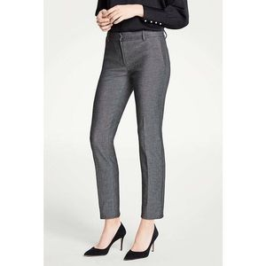 Ann Taylor | Kate Tailored Ankle Pant | 12 (NWT)